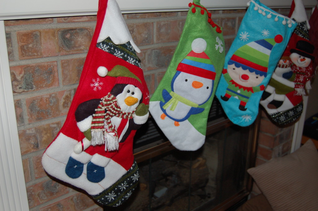 The stockings are ready!