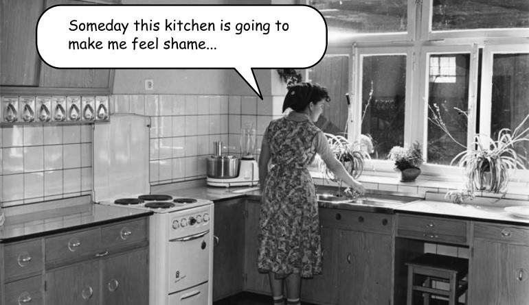 Kitchen Shaming