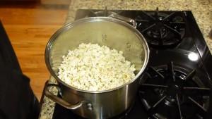 Popcorn Complete.