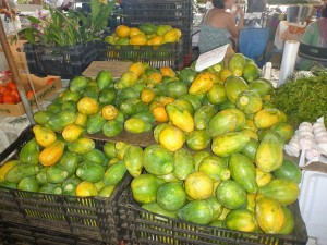 local papaya