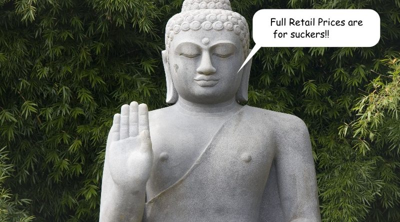 Full Retail Budda
