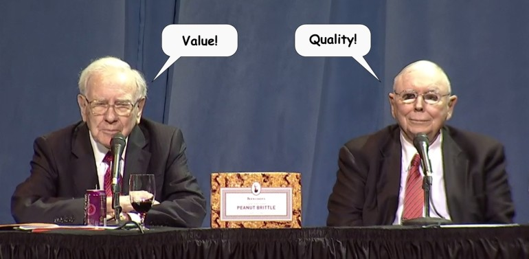 Value vs. Quality
