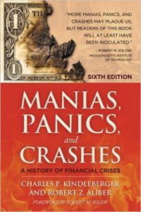 Manias Panics and Crashes