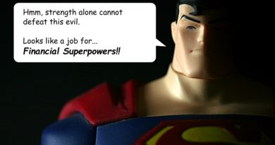Financial Superpowers