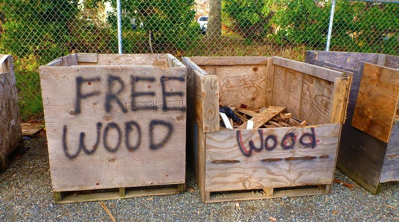 Where To Find Free Wood - Mr  Tako Escapes