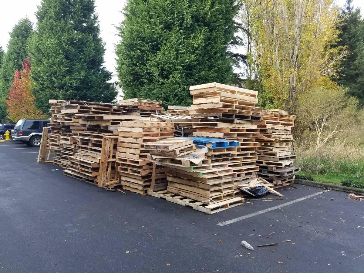 Where To Find Free Wood - Mr. Tako Escapes