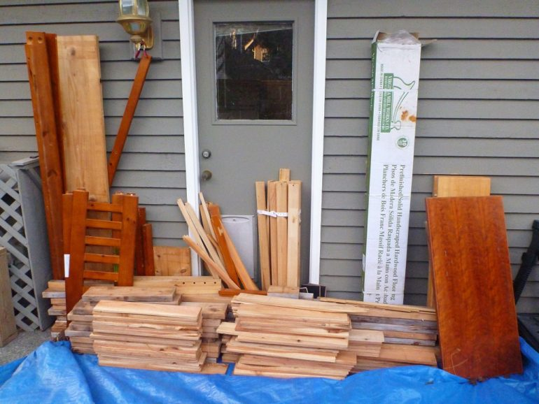 Wood Pile November