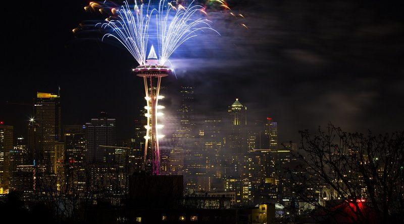 Seattle fireworks