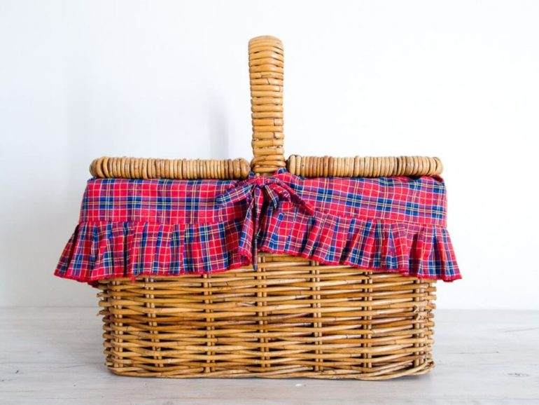 basket for crap