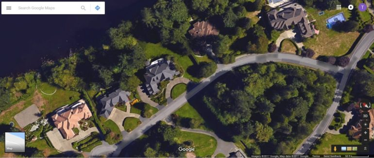 circular driveways