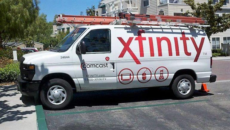 xfinity truck