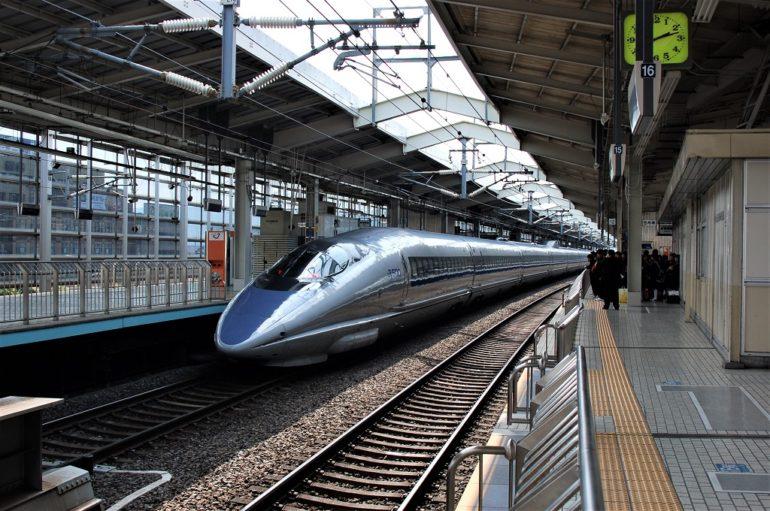 Kamada Bullet Train