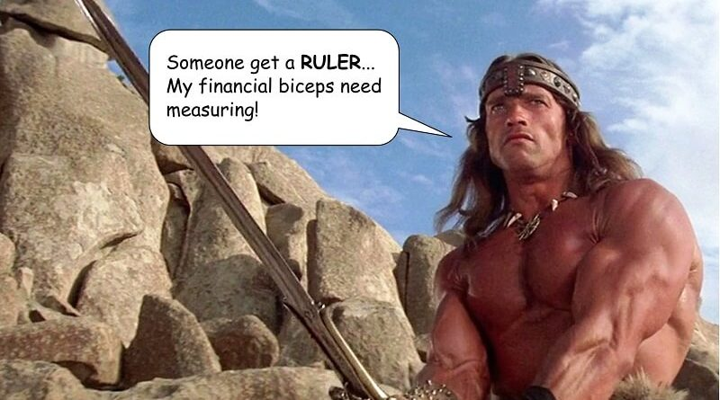 financial biceps