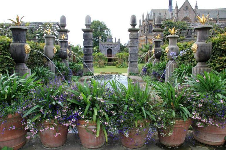 spendy garden