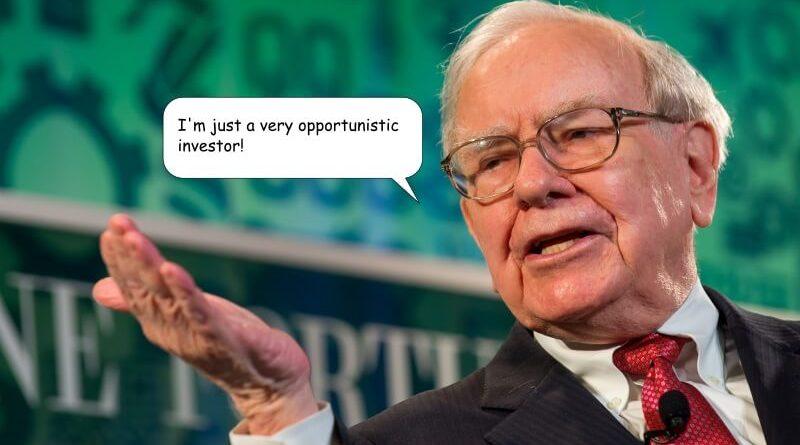 opportunistic investor