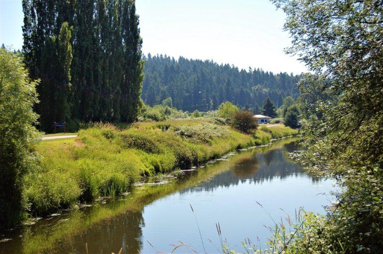samamish river
