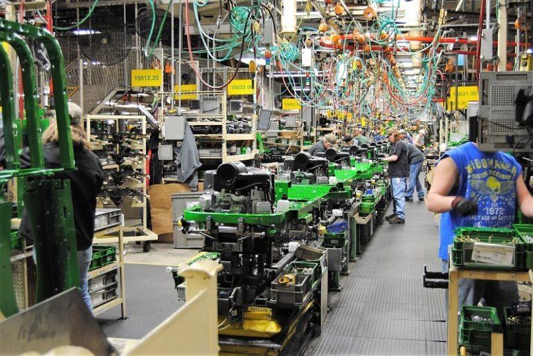 deere factory
