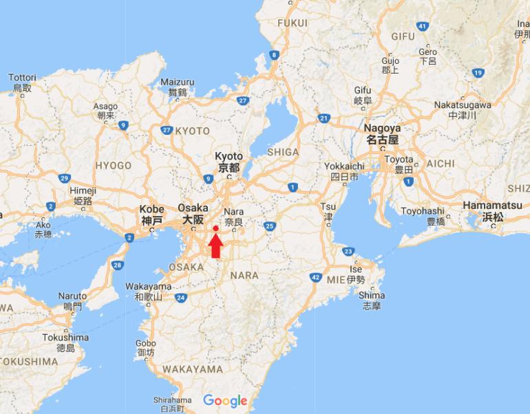 Japan Map1