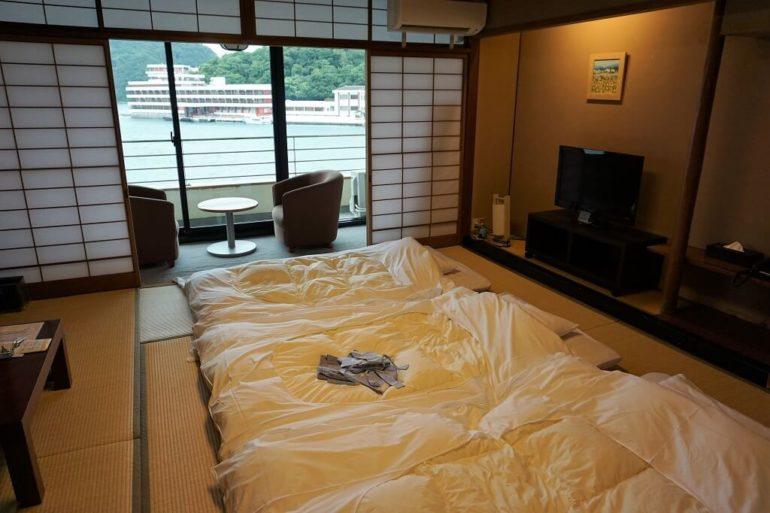 hotel room katsuura