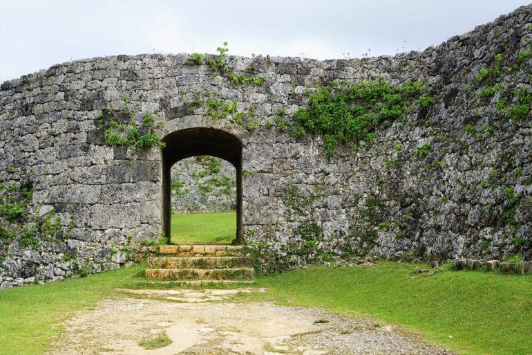 okinawa castle ruins