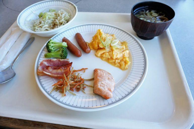 Okinawa breakfast