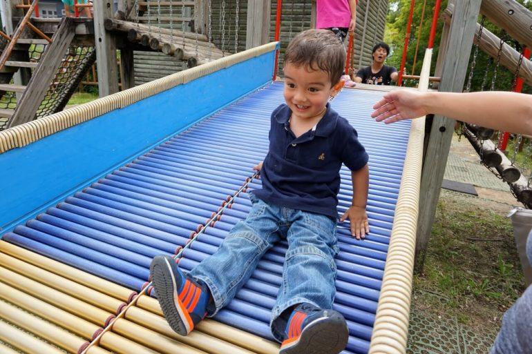 roller slide small