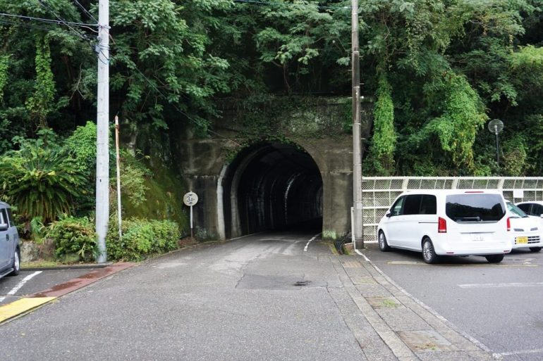 tunnel to town