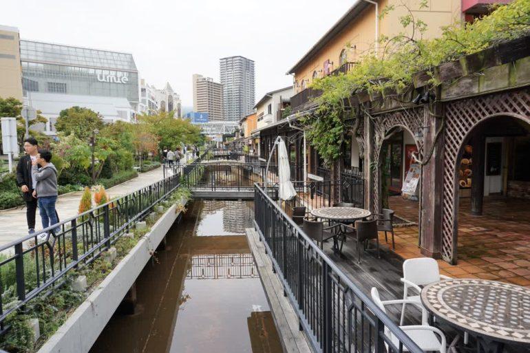 kobe canal