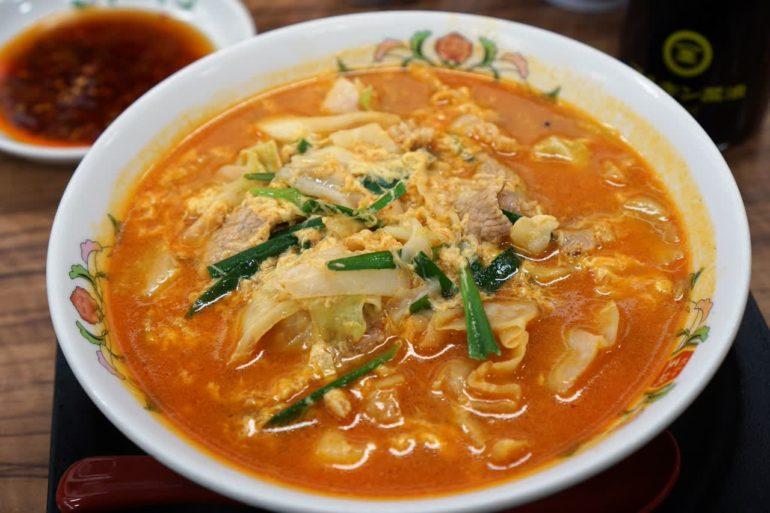 osho spicy ramen
