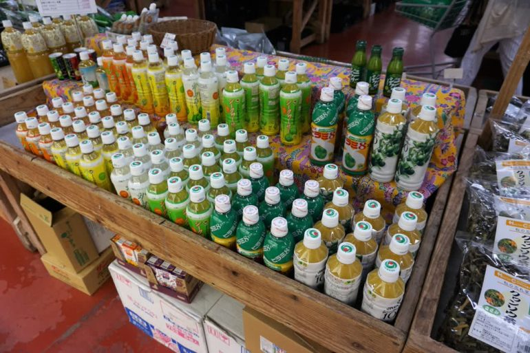 local fruit drinks okinawa