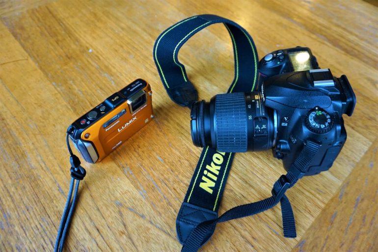 old cameras.