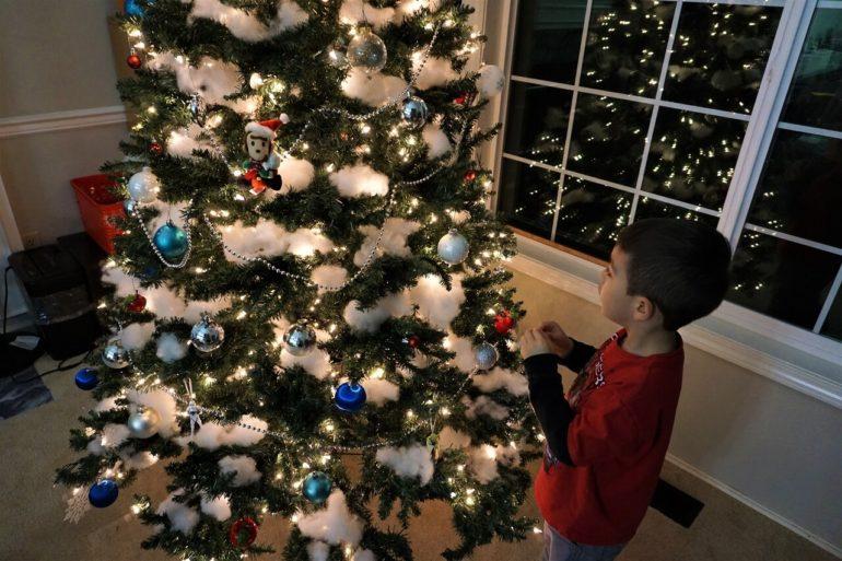 tako christmas tree.