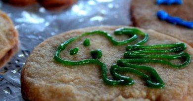 octopus cookie