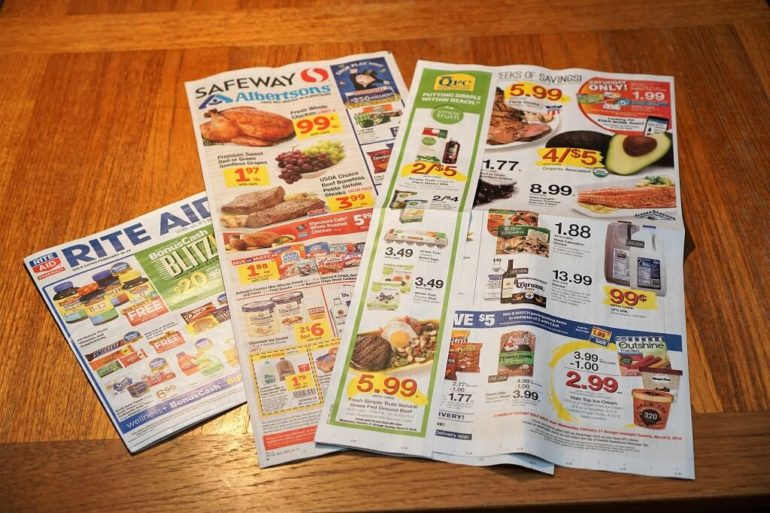 grocery ad flyers