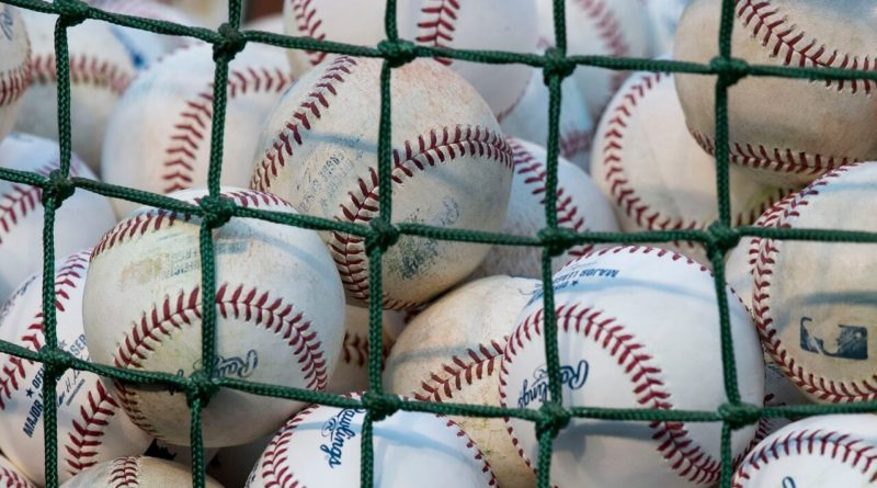 baseballs small