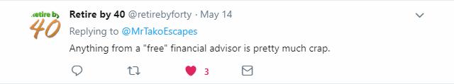 retire by 40 financial advisor