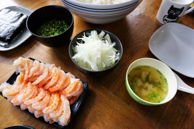 sushi party