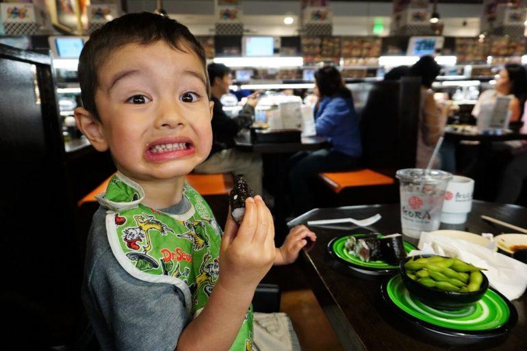 goofy eater