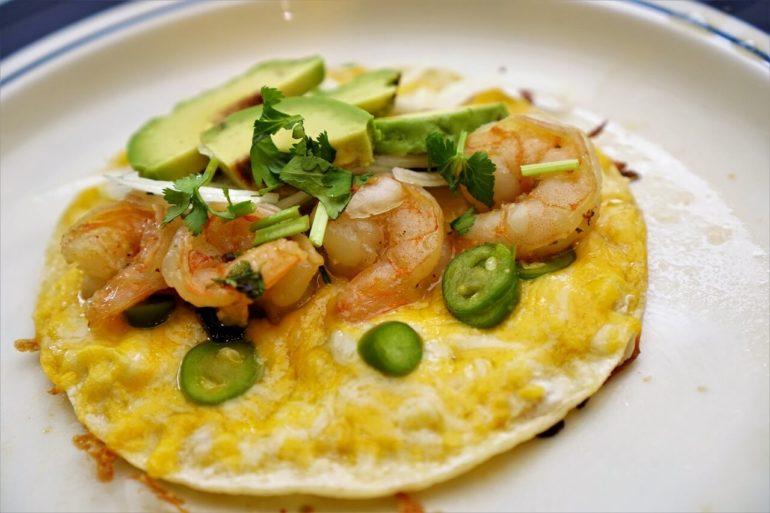butter lime shrimp tacos