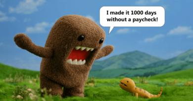 domo 1000 days