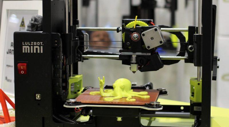 octopus printer