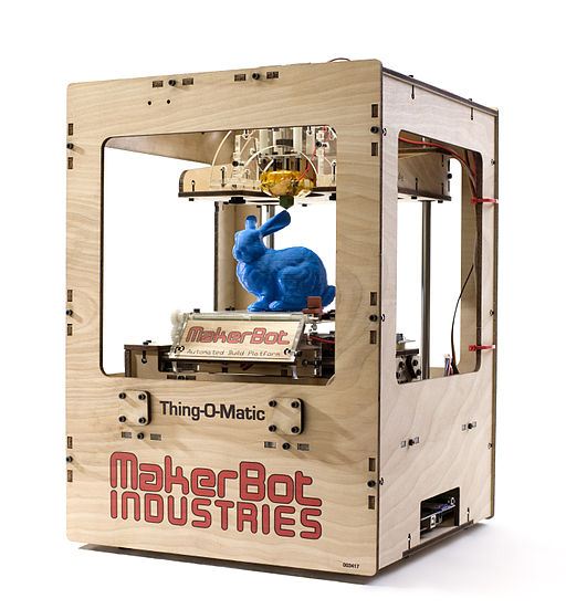 makerbot thingomatic