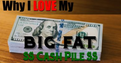 big fat cash pile