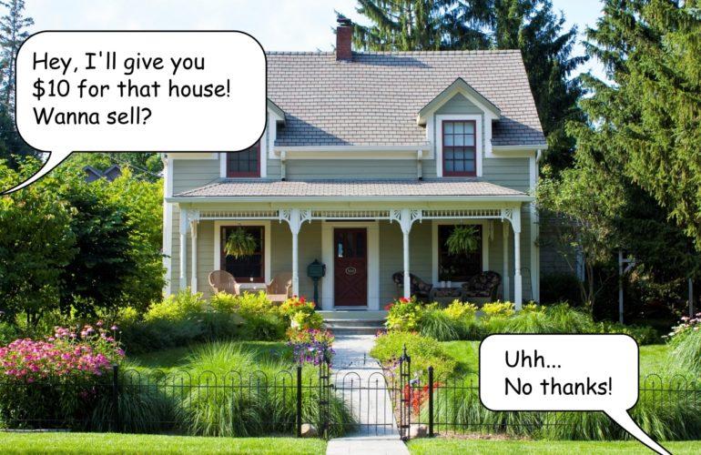 nice cheap house