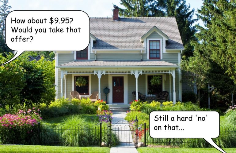 nice house lower offer