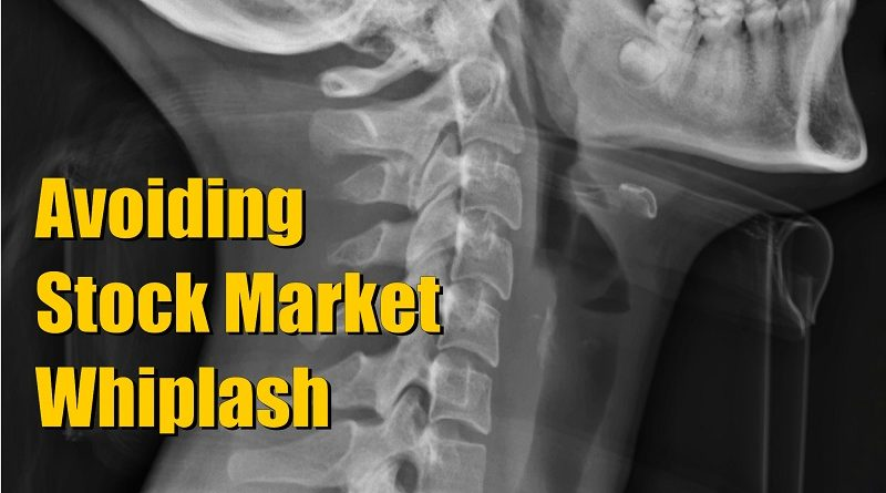 stock market whiplash