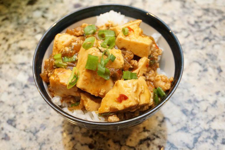 mapo tofu japanese style