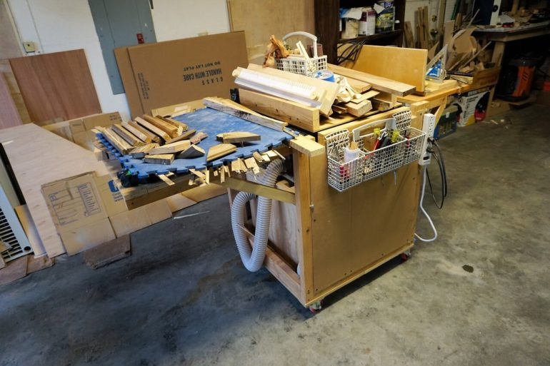 tablesaw disaster