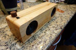 speaker controls