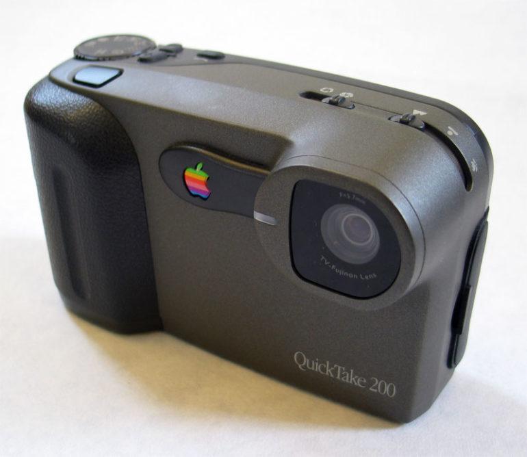 quick take cameras